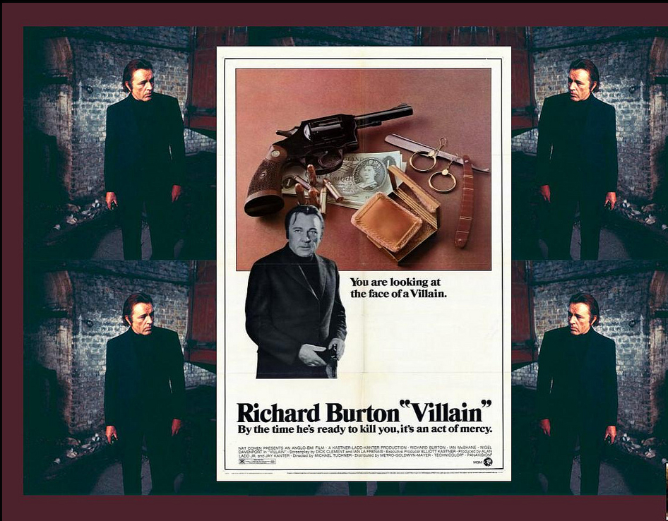 VILLAIN 1971 BRITISH GANGSTER FILM AN UNLOVED CLASSIC ...